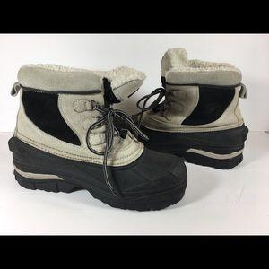 Totes Toni Winter White Women's Snow Boots